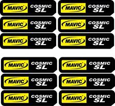 STICKER MAVIC RIMS RUEDAS LLANTA CARBON SL AUFKLEBER ADESIVI WHEEL BIKE