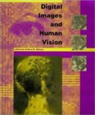 Digital Images and Human Vision (Bradford Books)-ExLibrary