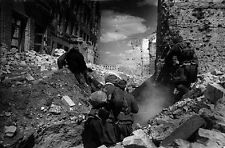 7x5 Gloss Photo ww5064 World War 2 Pictures Russian Stalingrad 08