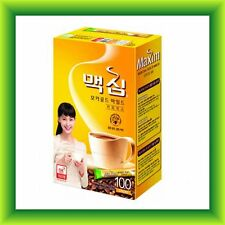 Maxim Korean Mocha Gold Mild Coffee Mix - 100 sachets