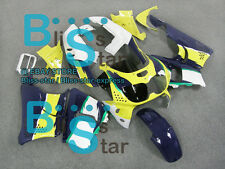 Yellow Gloss ABS Fairing Kit Plastic Kit HONDA CBR900RR CBR893RR 1996-1997 06 D2