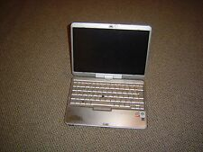 HP ELITEBOOK 2710p CENTRINO 1.33GHz 1GB RAM TABLET BIOS PASSWORD SEE DESCRIPTION