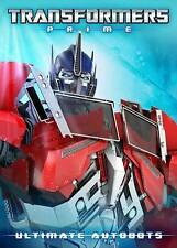 TRANSFORMERS PRIME - Ultimate Autobots (2014) DVD