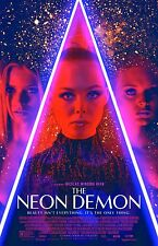 "The Neon Demon movie poster (a) - Elle Fanning poster - 11"" x 17"""