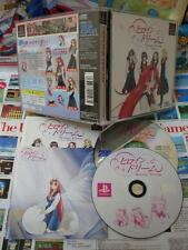 Playstation PS1:Heroine Dream [TOP & 1ERE EDITION] COMPLET - Jap