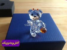 SWAROVSKI-KRIS BEAR - 2011-Halloween LIMITED EDITION nuovissimo 096026