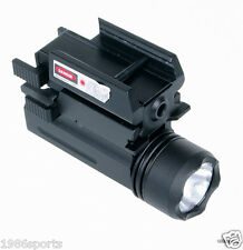 Cow Red Laser Light LED CREE Flashlight for pistol Glock 17 19 20 21 22 23 #y12