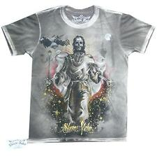 SHIROI NEKO T-SHIRT CAMISETA TATTOO OLD SCHOOL INK FASHION BRAND SIZE M