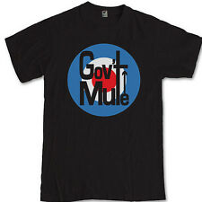 Gov't Mule T-shirt S M L XL 2XL 3XL hard rock band The Allman Brothers Band tee