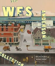 The Wes Anderson Collection (Hardcover), Seitz, Matt Zoller, Ande. 9780810997417