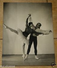 MARGOT FONTEYN VINTAGE GORDON ANTHONY ORIGINAL BALLET PHOTO W ROBERT HELPMANN 12