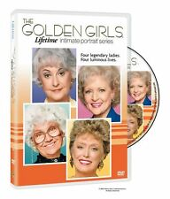 Golden Girls Lifetime Intimate Portraits Series DVD Betty White Bea Arthur