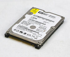"40GB 2,5""(6,35 CM) DISQUE DUR HDD WESTERN DIGITAL WD400VE SCORPIO IDE PATA #O83"