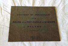 Couvent et Pensionnat Providence St André - Peltre - Moselle - Lorraine