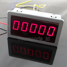 "1pcs DC 7-12V 0.56"" Red LED Digital Counter & Timer & Meter count Multi-function"