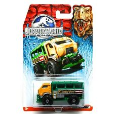 Matchbox Jurassic World 1.64 Vehicle Collection Car Model Travel Tracker