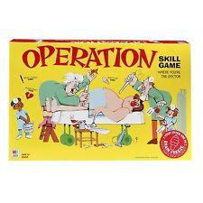 Classic Operation Skill Game (Amazon Exclusive) by Hasbro (4545) (BRAND NEW)