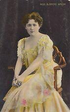 POSTCARD   ACTRESSES     Blanche  Walsh       BAMFORTH