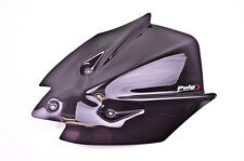 11-14 Aprilia Tuono V4R Puig Z Racing Windscreen Dark Smoke  5647F