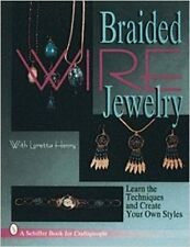 Braided Wire Jewelry by Loretta Henry / jewelry making