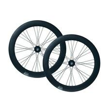 RMS Couple wheels fixed 70mm intersection rays 8x4 matte black fixed