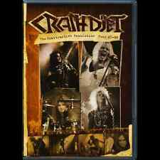 CRASHDIET - The Unattractive Revolution Tour 2007-2008 DVD Glam Sleaze Metal