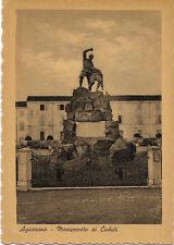AGAZZANO MONUMENTI AI CADUTI ANNI 30 PIACENZA