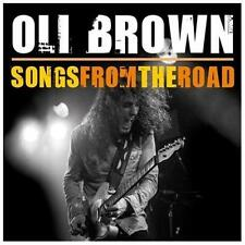 OLI BROWN**SONGS FROM THE ROAD**CD + DVD SET