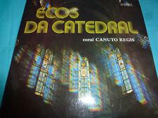 Canuto Regis - Ecos Da Catedral LP RARE NM
