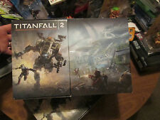 TITANFALL 2 MARAUDER CORPS COLLECTORS EDITION  AUTHENTIC NEW SEALED ( NO GAME )