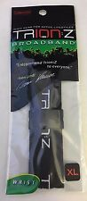 Trion Z Magnetic Ionic Magnets Wide Bracelet Black XL  NEW!!  Huge Discount!