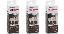 Saeco Espresso Machine Liquid Descaler CA6700/47 - 3 Pack