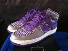 2006 air force 1 low io premium undefeated 313213 551 purple varsity  US size 8