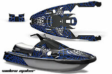 AMR Racing Yamaha Wave Runner III 3 Jet Ski Graphic Kit Wrap Parts 91-96 WIDOW U
