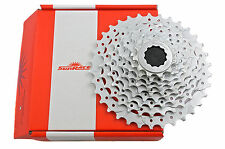 9 SPEED SUNRACE 11/34 CASSETTE SPROCKET,SHIMANO FREE HUB COMPATIBLE LOW PRICE