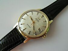 GENT'S VINTAGE 9CT GOLD PLATED CAL.561 OMEGA AUTOMATIC PRESENTATION WRIST WATCH
