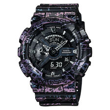 CASIO G-SHOCK Polarized Marble Series Limited Edition Big Case Watch GA-110PM-1A
