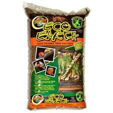 Zoo Med Eco Earth Loose Coconut Fiber Substrate, 8 Quarts New