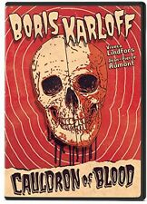 Cauldron Of Blood (Aka Blind Man's Bluff) (2014, REGION 1 DVD New)