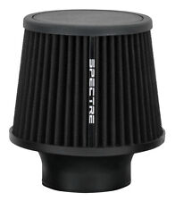 """Cone Air Filter 3"""" Air Intake--Washable oiled Black P3 Spectre 9131 Intake"""