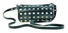 Studded Cylinder Pink Purse  By Addicted Punk Gothic Rockabilly Teen