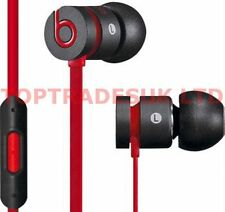Beats by Dr. Dre Urbeats In-Ear Wired Headphones - Black/Red Earphones Headset