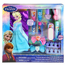 Disney Frozen Anna Elsa Beauty Cosmetic Set for Kids Girls Gift Set - FZ026