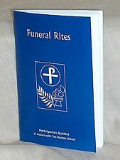 New FUNERAL RITES Particiption Booklet in accordance with Roman Missal