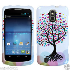 Sprint Boost Force N9100 Snap-On Hard Case Cover Love Tree