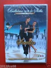 Samba scuola di ballo Balliamo con le stelle ballando con le stelle Malaguti DVD