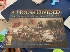 A House Divided: The American Civil War 1861-1865 BOARD GAME Phalanx