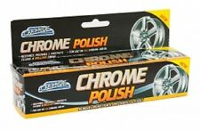 Car Pride Chrome Metal Polish Restorer Protector Paste Car Wheel Cleaner Alloy
