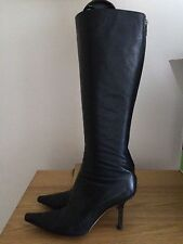 Jimmy Choo  Stiletto Boots 37.5 Uk 4.5