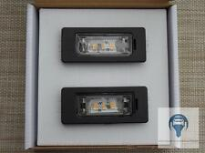 2x Led License Plate Number Light Audi A1 A4 A5 A6 A7 Q5 Skoda Fabia Yeti Canbus